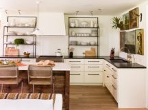 19 Trendy Kitchen Designs With Open Shelves That Will ...