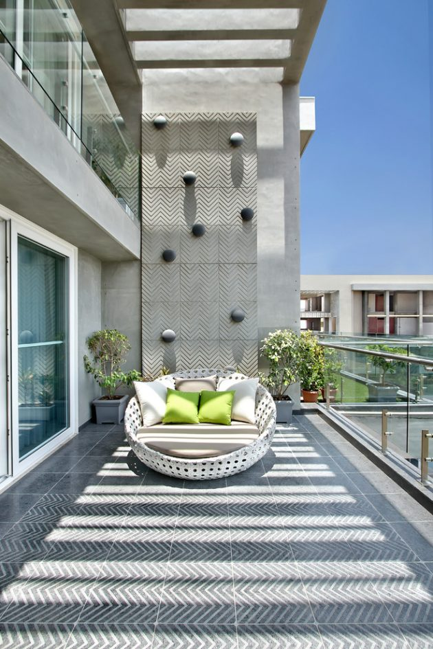 15 Amazing Contemporary Balcony Designs Youre Going To Love