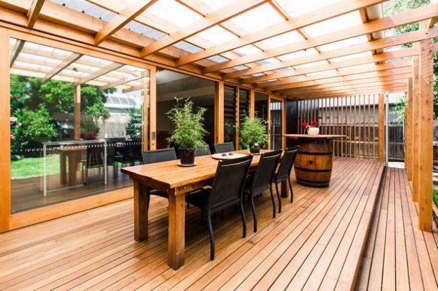 15 Bespoke Contemporary Deck Designs To Improve Your Backyard