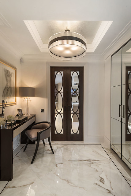 15 Elegant Contemporary Entryway Designs You Will Enjoy