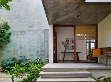 16 Fascinating Contemporary Entrance Designs That Will ...