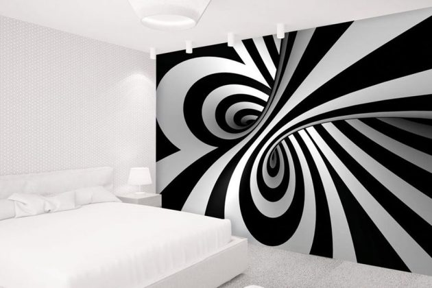 All Type 3d Wallpapers 15 Outstanding Wall Art Ideas Inspired By Optical Illusions