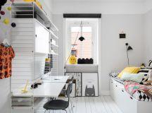 15 Beautiful Scandinavian Kids' Room Designs That Will ...