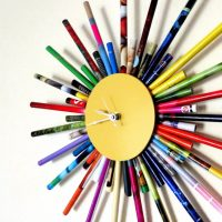 15 Creative Handmade Wall Clock Designs You Will Want To DIY