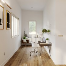 Spectacular Scandinavian Home Office Design 'll