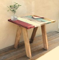 16 Superb Handmade Coffee Table and Side Table Designs For ...