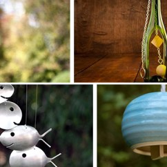Diy Outdoor Sofa Table Seats In Mumbai Theaters 16 Wild Handmade Wind Chime Designs Your Garden Needs To ...