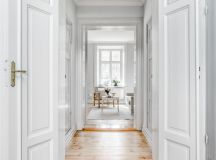 17 Fantastic Scandinavian Hall Designs That Distribute ...