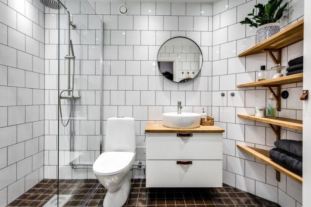 17 Stunning Scandinavian Bathroom Designs Youre Going To Love