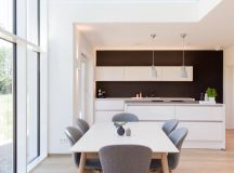 18 Elegant Scandinavian Dining Room Designs That Will ...