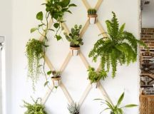 17 Most Creative Ways For Creating Vertical Planter ...