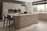Handleless Kitchen Cabinets To Enhance The Look Of Your ...