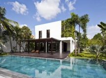 Thao Dien House by MM++ Architects in Ho Chi Minh, Vietnam
