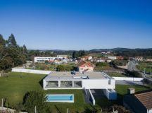 Touguinhó III House by Raulino Silva in Touguinhó, Portugal
