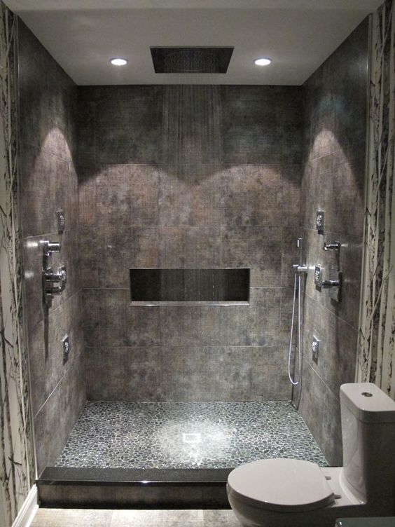 Offering a huge 280 ft² of floor space inside,. 20 Modern Shower Designs To Enhance The Look Of Your Bathroom