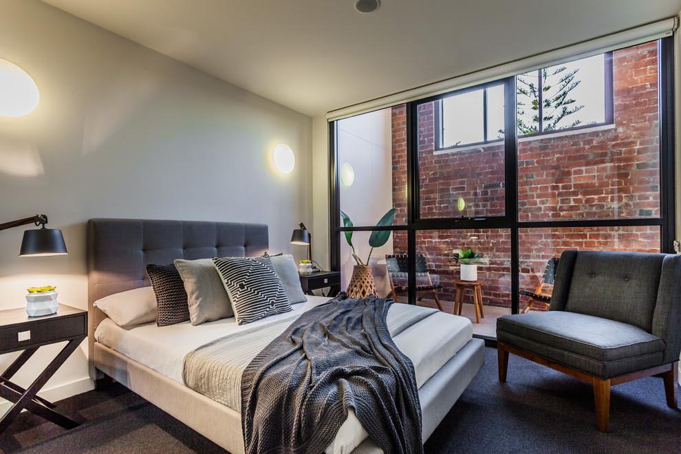 15 Compelling Industrial Bedroom Interior Designs That