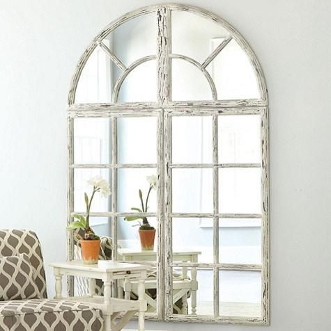 17 Outstanding DIY Window Mirrors That Are Going To Inspire You