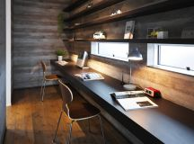 16 Inspirational Industrial Home Office Designs That Will ...