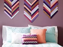 16 Super Creative DIY Wall Art Projects You Can Easily ...