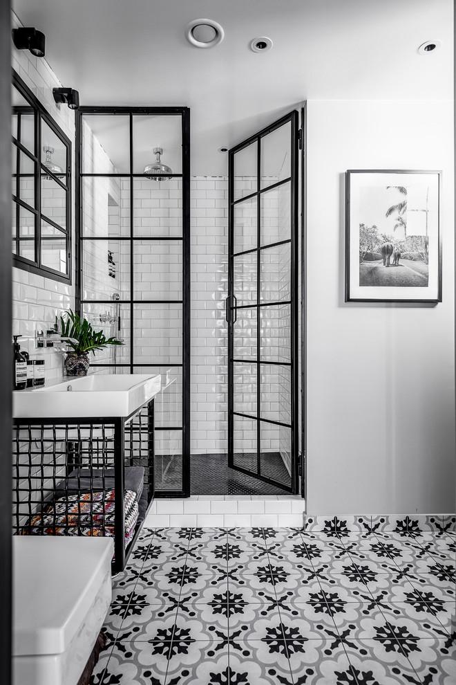 17 Stunning Industrial Bathroom Designs You Ll Love