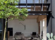 Baffle House by Clare Cousins Architects in Melbourne ...