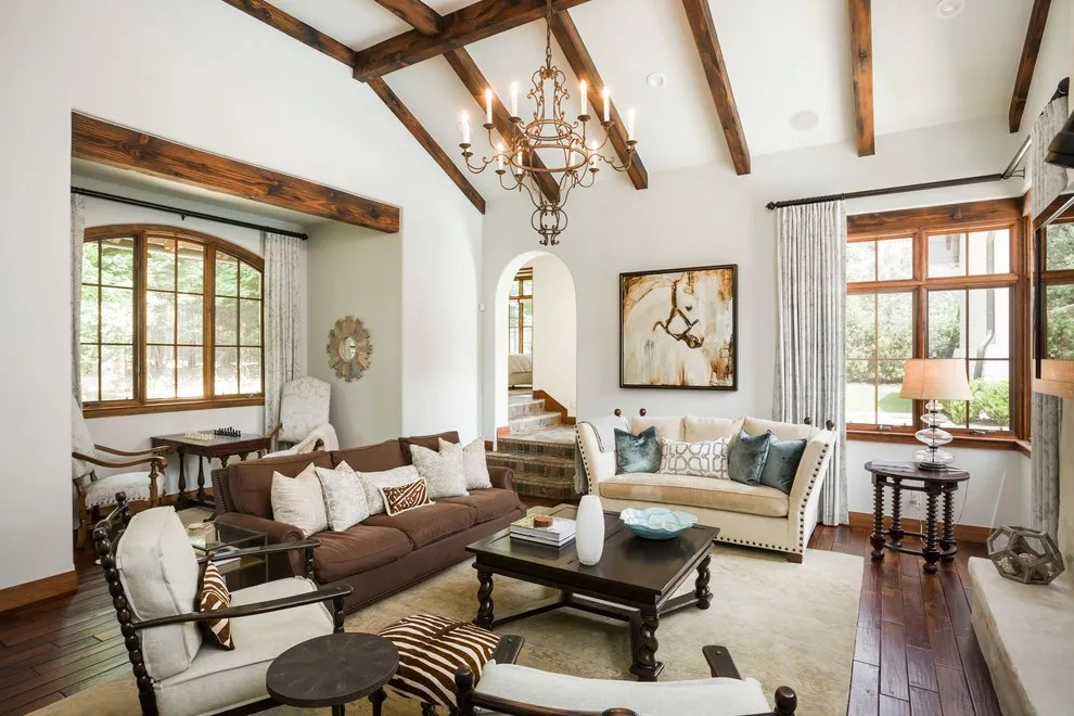 15 Spectacular Mediterranean Living Room Designs You Will ...