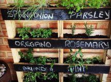 14 Practical Ideas For Creating Functional Balcony Herb Garden