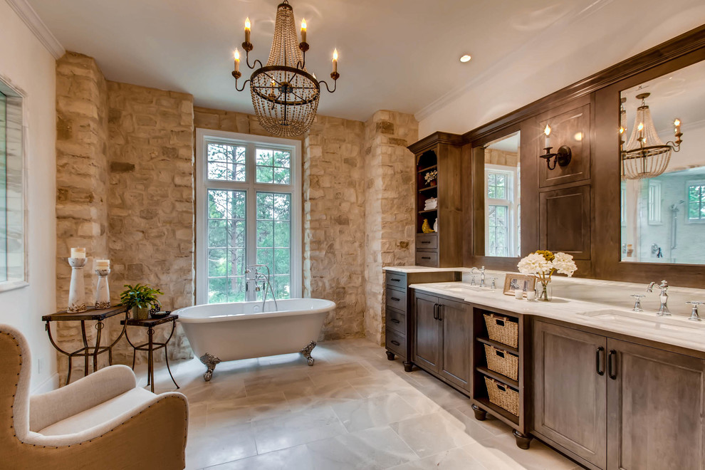 20 Great Mediterranean Bathroom Designs That Will