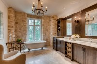 20 Great Mediterranean Bathroom Designs That Will ...