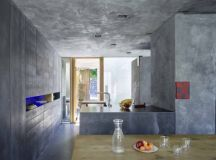 Concrete House by Wespi de Meuron Romeo Architects in ...