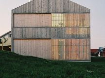 House S by Becker Architekten - A Low Energy Home in Bavaria