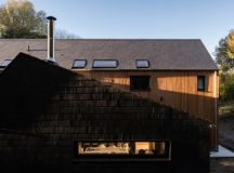 The Dell by Elliot Architects in Northumberland, England