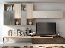 17 Outstanding Ideas For TV Shelves To Design More ...