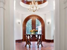16 Neat Mediterranean Entryhall Designs You'll Want To Be ...