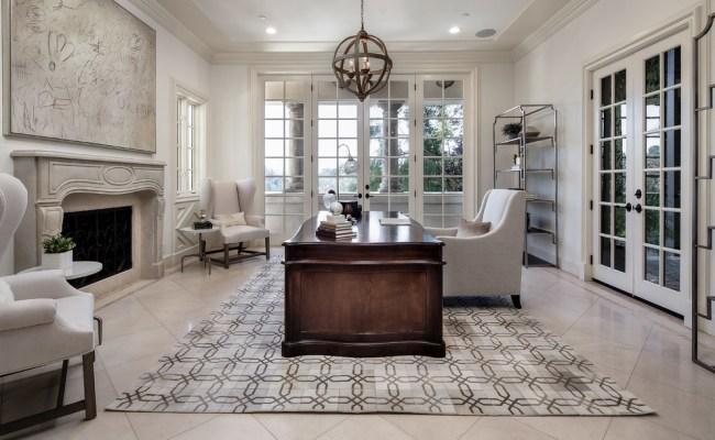 16 Stunning Mediterranean Home Office Designs That Will