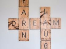 16 Super Easy DIY Wall Decor Tutorials That You Can Do For ...