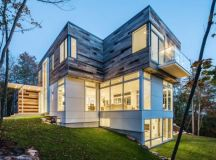 Gatineau Hills Home by Christopher Simmonds Architect in ...
