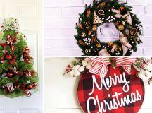 15 Alluring Handmade Christmas Wreath Designs That Will ...