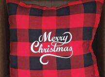 16 Adorable Handmade Christmas Pillow Designs Your Holiday Decor Lacks