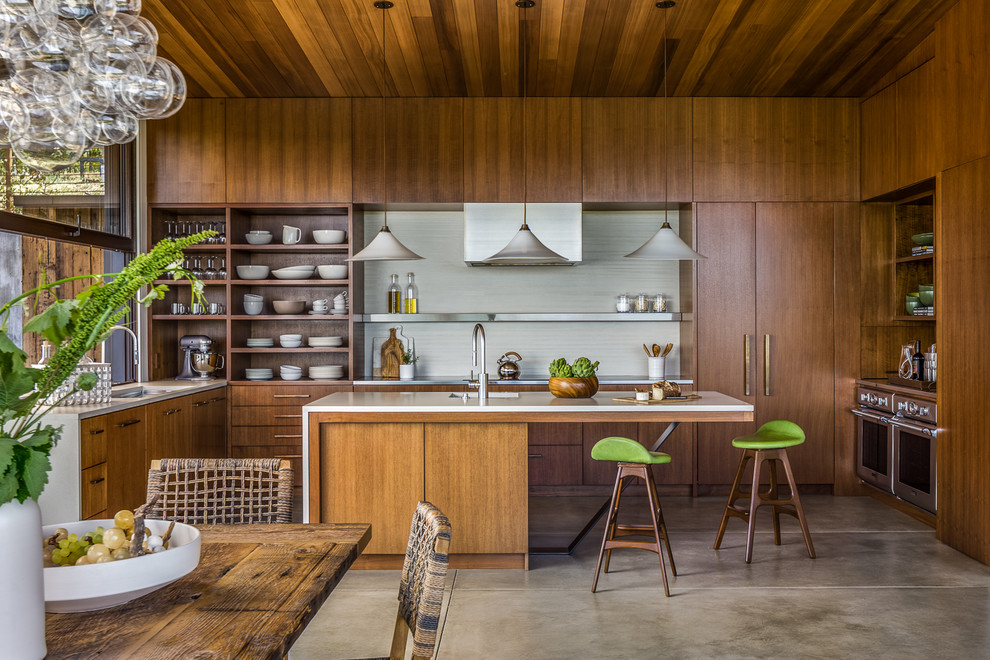 16 Sophisticated Asian Kitchen Designs That Will Inspire You