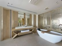 House in Macau by Millimiter Design on The Macanese Island of Taipa