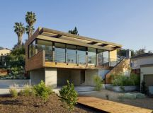 Morris House by Martin Fenlon Architecture in Los Angeles ...