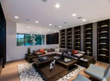 Palm Island Residence by Choeff Levy Fischman in Miami Beach, Florida