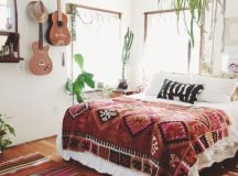 17 Boho Chic Bedroom Designs To Enter Diversity In The Home