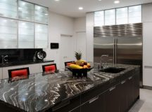 17 Stylish Ideas For Decorating The Home With Marble & Granite Elements