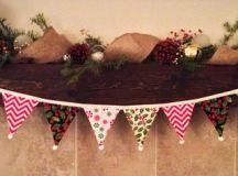 15 Fabulous Handmade Christmas Garland Designs To Brighten Up Your Photos
