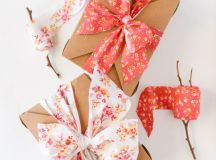 15 Tempting Ways To Make Bows For Your Christmas Gifts
