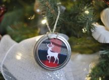 16 Charming DIY Christmas Ornaments Youll Fall In Love With