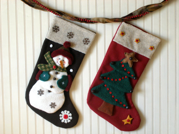 Amazing! 16 Cheerful Christmas Stockings You Will Want To Hang On Your Mantle