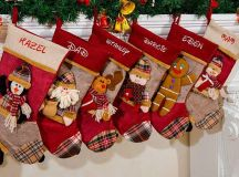 16 Cheerful Christmas Stockings You Will Want To Hang On ...